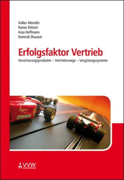 Erfolgsfaktor Vertrieb als Buch von Volker Alte...