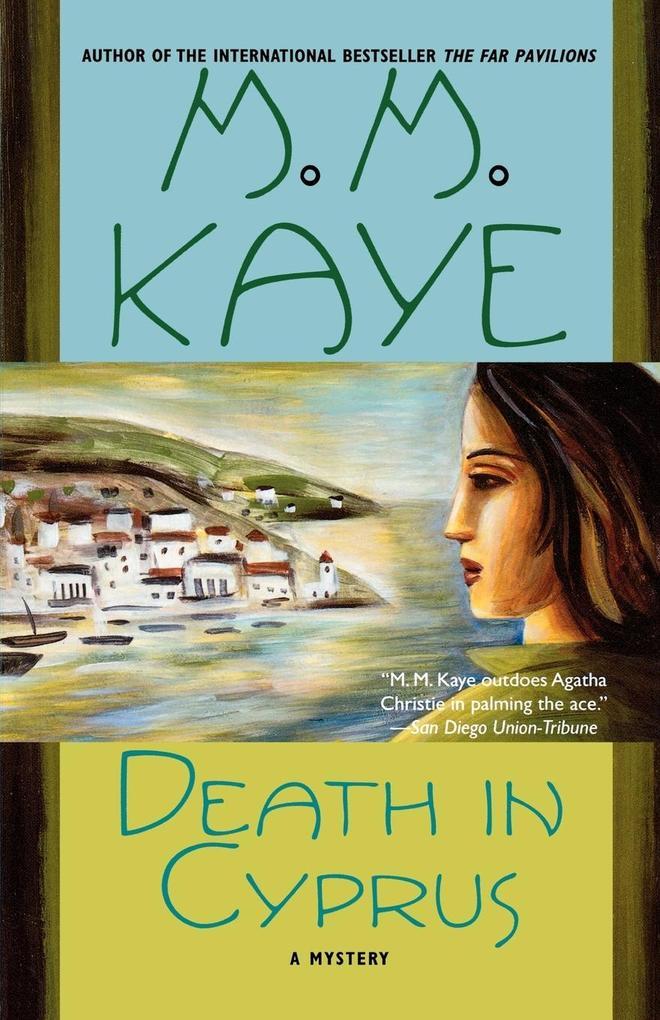 Death in Cyprus als Taschenbuch