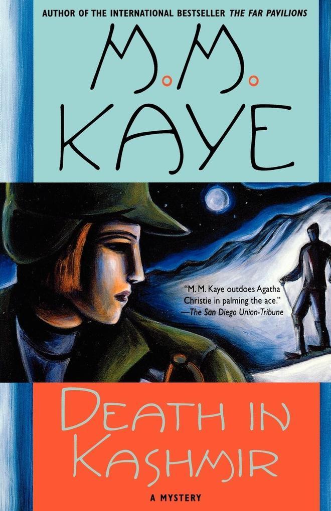 Death in Kashmir als Buch