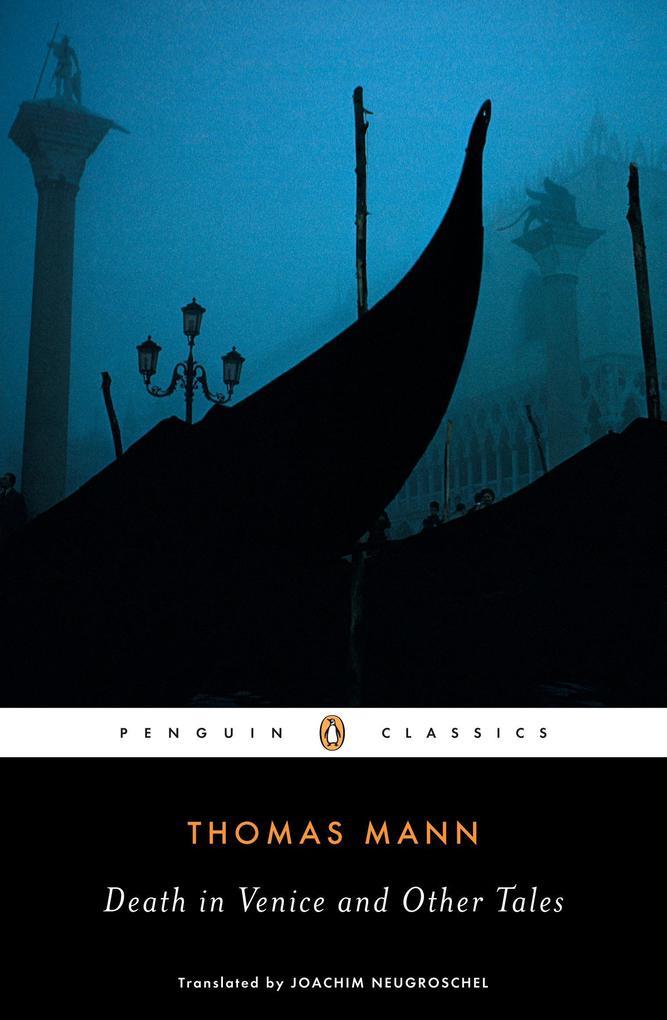 Death in Venice als Taschenbuch