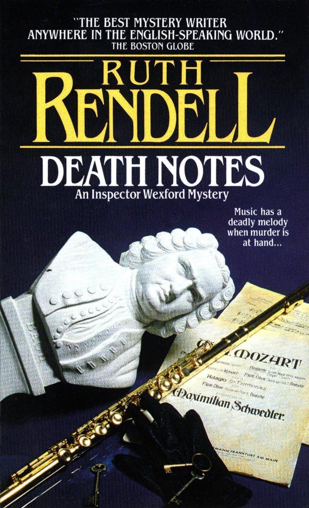 Death Notes: An Inspector Wexford Mystery als Taschenbuch