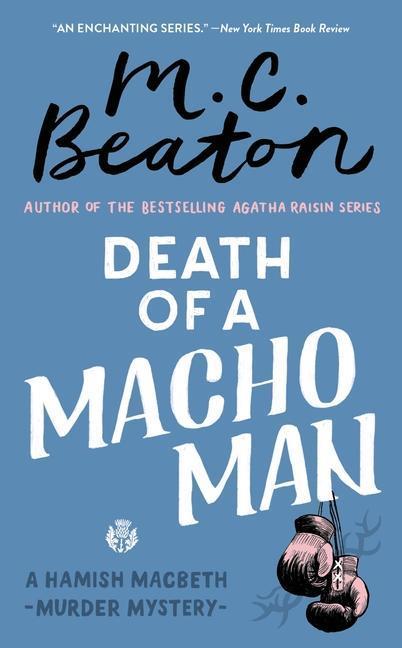 Death of a Macho Man als Taschenbuch