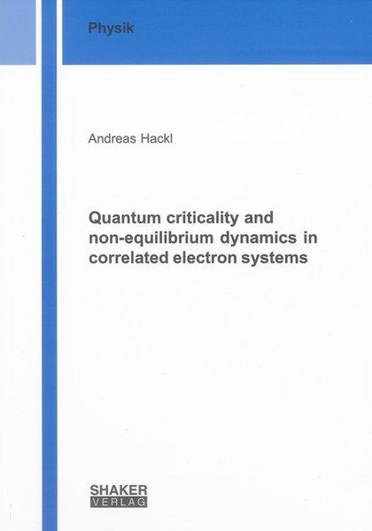 Quantum criticality and non-equilibrium dynamic...