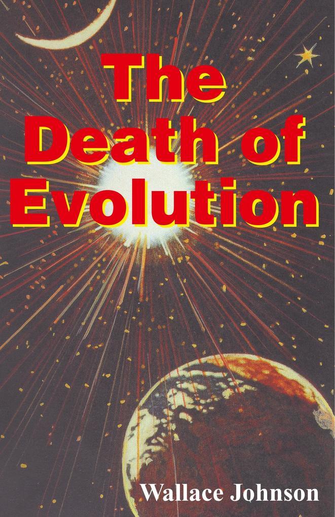 Death of Evolution als Taschenbuch