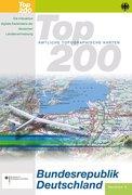 Amtliche Topographische Karten der Bundesrepublik Deutschland 1 : 200 000