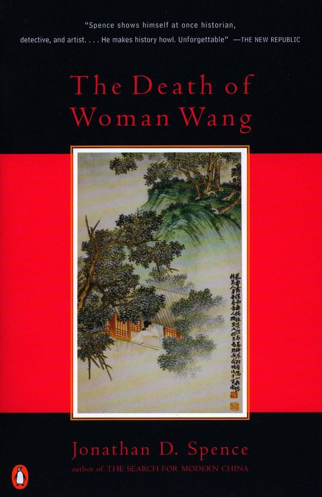 The Death of Woman Wang als Taschenbuch