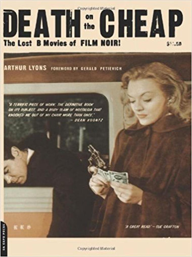 Death on the Cheap: The Lost B Movies of Film Noir als Taschenbuch