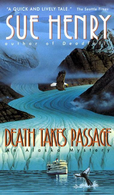 Death Takes Passage als Taschenbuch