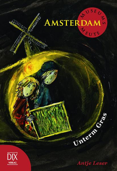 MUseumsMeute Amsterdam als Buch von Antje Leser