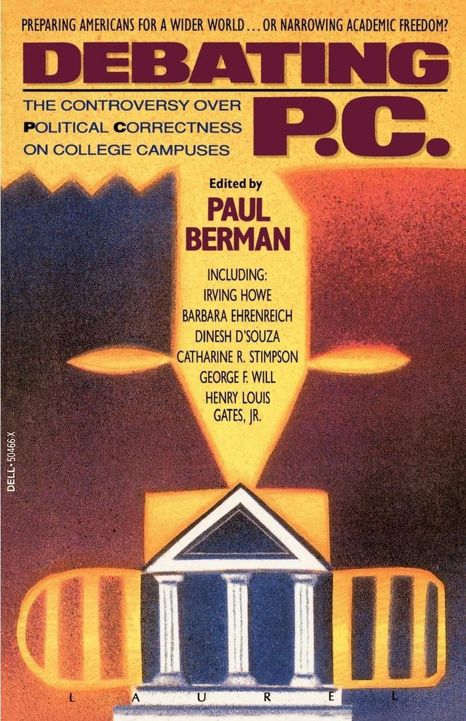 Debating P.C. als Taschenbuch