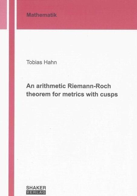An arithmetic Riemann-Roch theorem for metrics ...