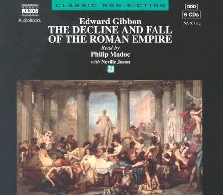 The Decline and Fall of the Roman Empire als Hörbuch