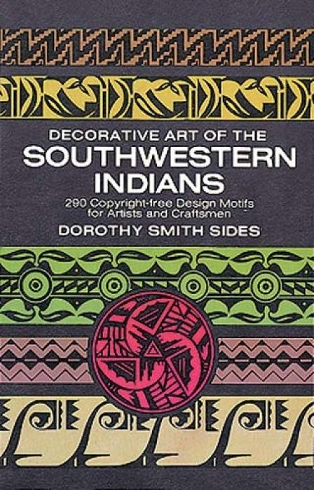 Decorative Art of the Southwestern Indians als Taschenbuch