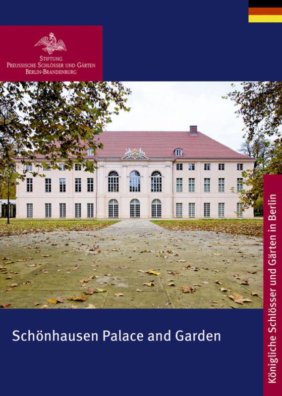 Schönhausen Palace and Garden als Buch von