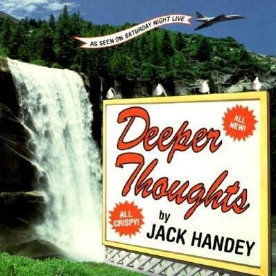 Deeper Thoughts: All New, All Crispy als Taschenbuch
