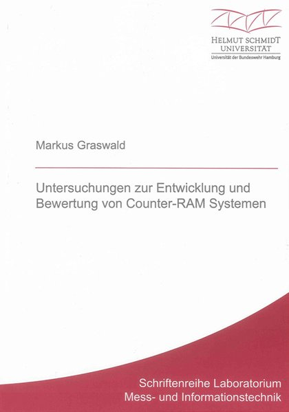 Untersuchungen zur Entwicklung und Bewertung von Counter-RAM Systemen als Buch