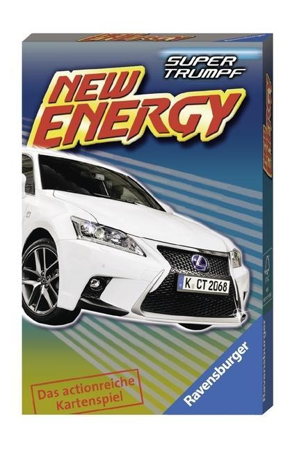 auto motor sport: New Energy
