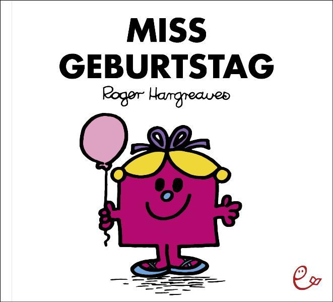 Miss Geburtstag (Buch), Roger Hargreaves