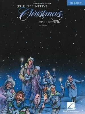 The Definitive Christmas Collection als Taschenbuch
