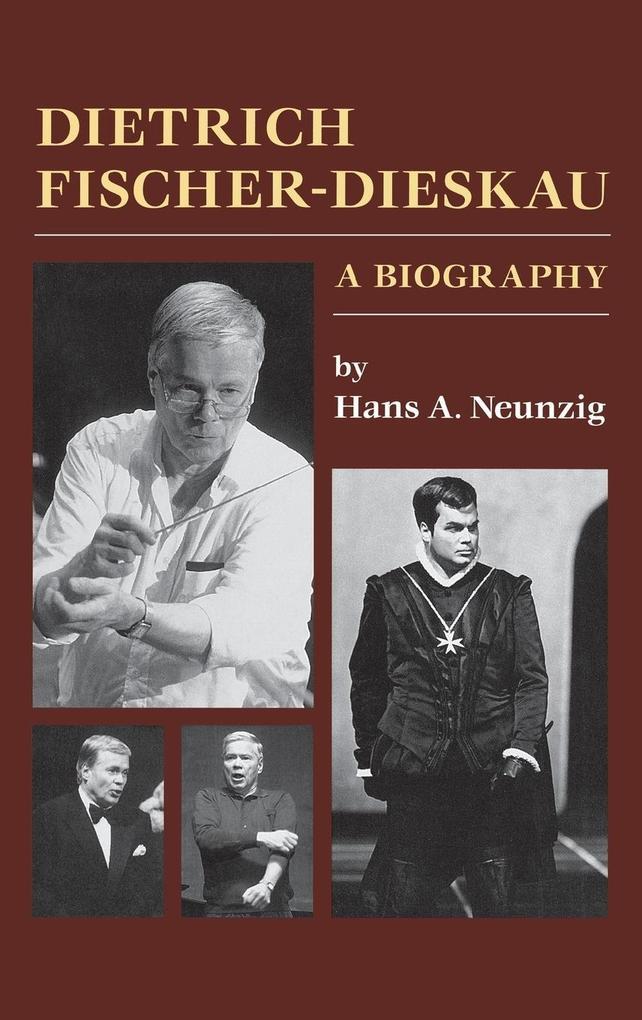 Dietrich Fischer-Dieskau: A Biography als Buch