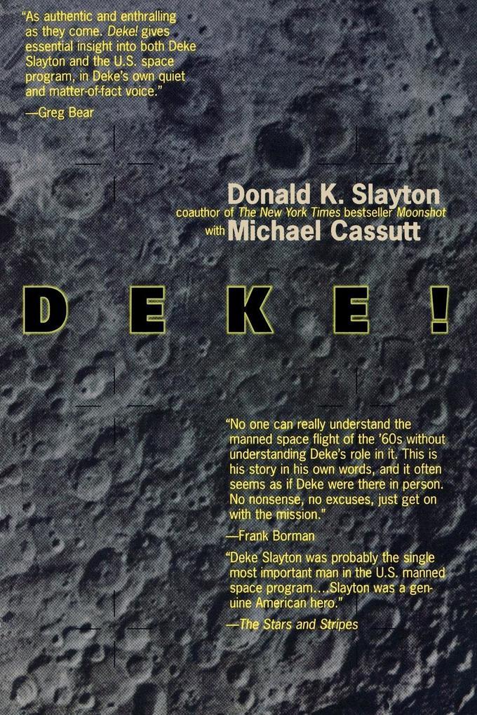 Deke! als Buch