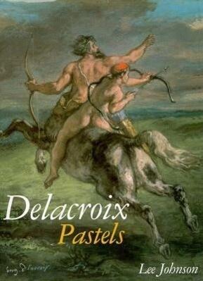 Dolacroix Pastels als Buch