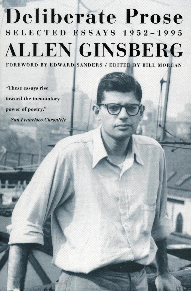 Deliberate Prose: Selected Essays 1952-1995 als Taschenbuch