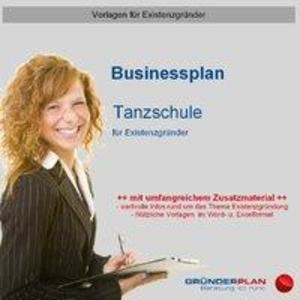 Leimkuhl, D: Businessplan Tanzschule für Existe...