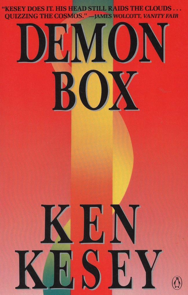 Demon Box als Taschenbuch