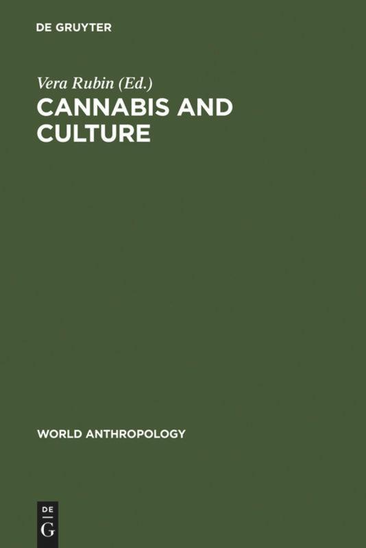 Cannabis and Culture als Buch von