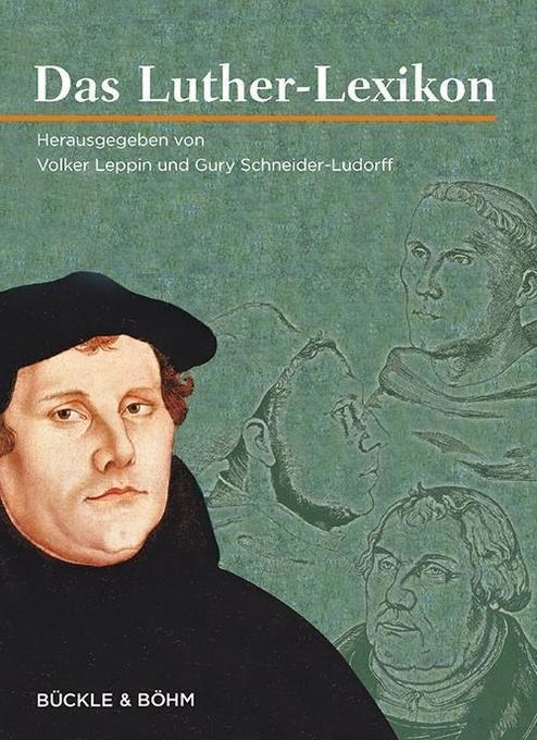 Das Luther-Lexikon als Buch von Ingo Klitzsch