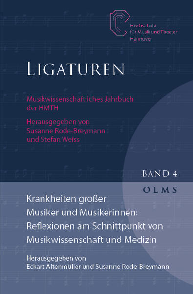 Krankheiten großer Musiker und Musikerinnen: Re...