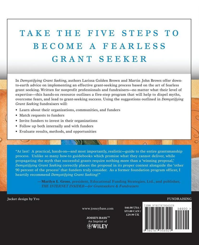 Demystifying Grantseeking als Taschenbuch