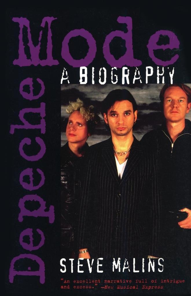 Depeche Mode als Taschenbuch