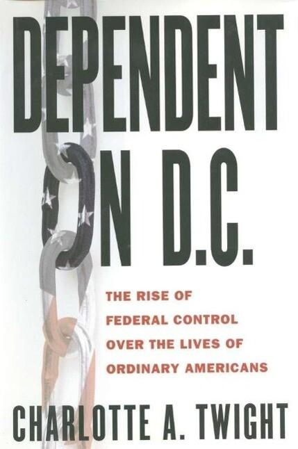 Dependent on D.C. als Buch