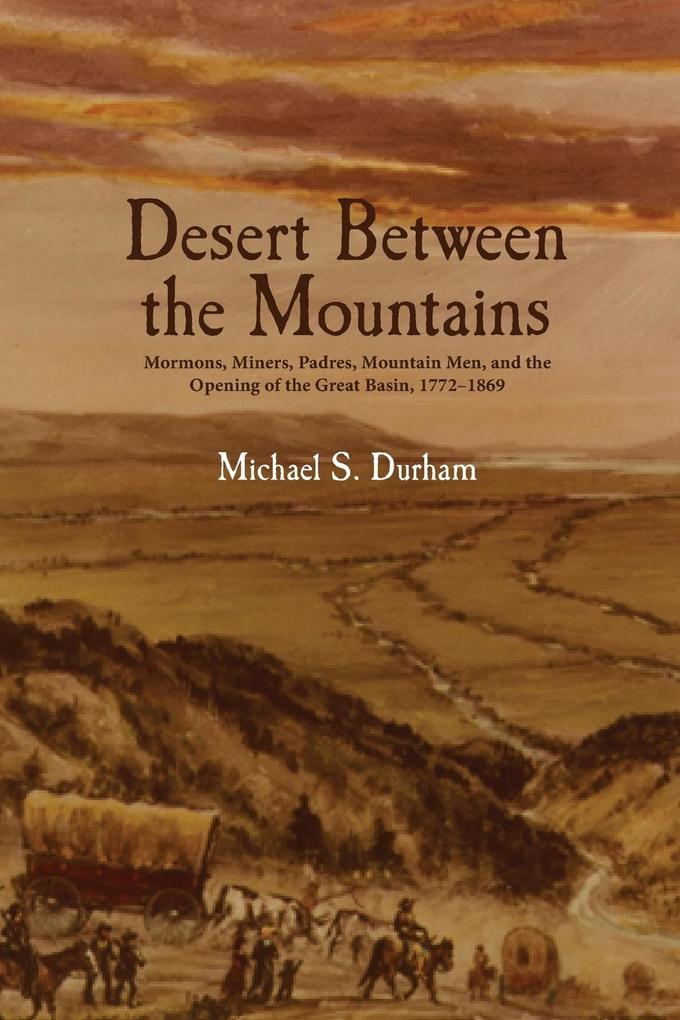 Desert Between the Mountains als Taschenbuch