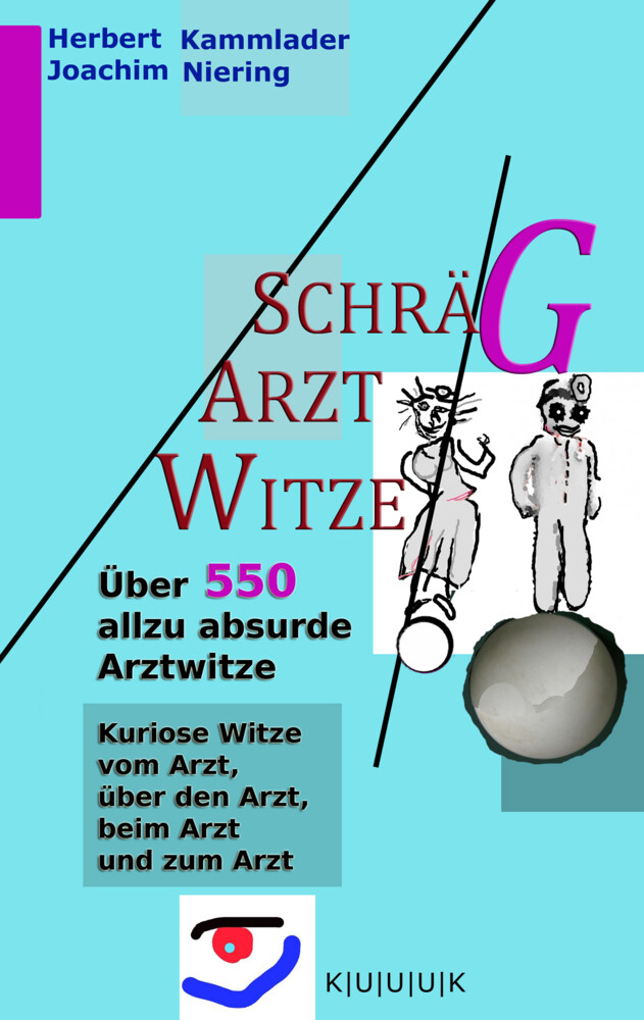 Schräg-Arzt-Witze als Taschenbuch