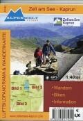 Zell am See - Kaprun 1 : 40 000 Wanderkarte
