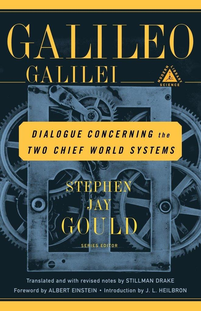 Dialogue Concerning the Two Chief World Systems als Taschenbuch