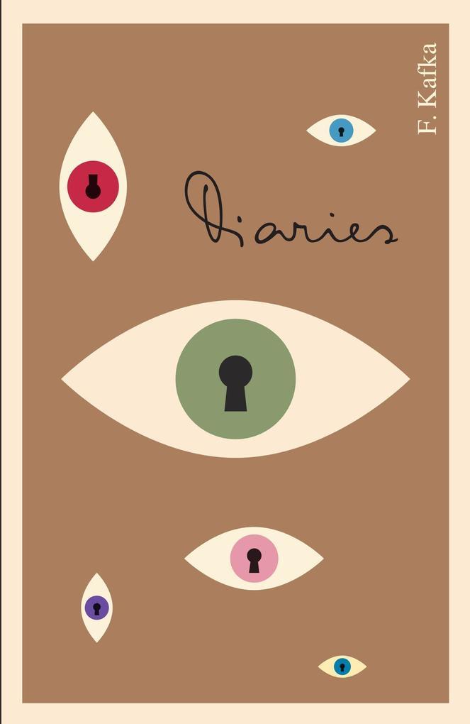 The Diaries of Franz Kafka, 1910-1923 als Taschenbuch