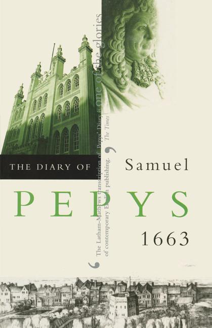 The Diary of Samuel Pepys als Taschenbuch