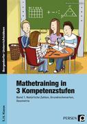 Mathetraining in 3 Kompetenzstufen 1