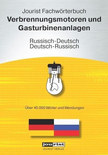 Jourist Fachwörterbuch Verbrennungsmotoren und ...