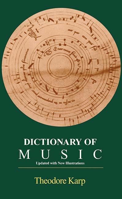 Dictionary of Music als Taschenbuch