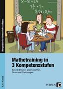 Mathetraining in 3 Kompetenzstufen 2