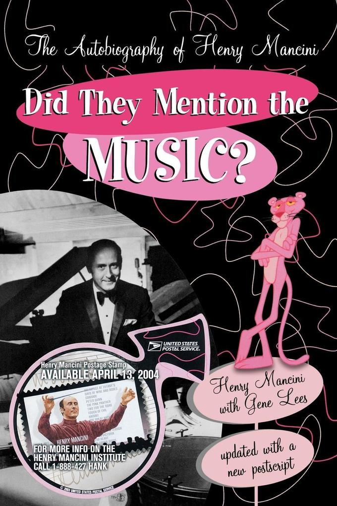 Did They Mention the Music?: The Autobiography of Henry Mancini als Taschenbuch