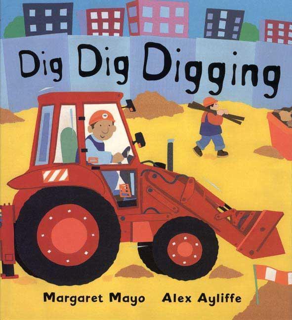 Dig Dig Digging als Buch