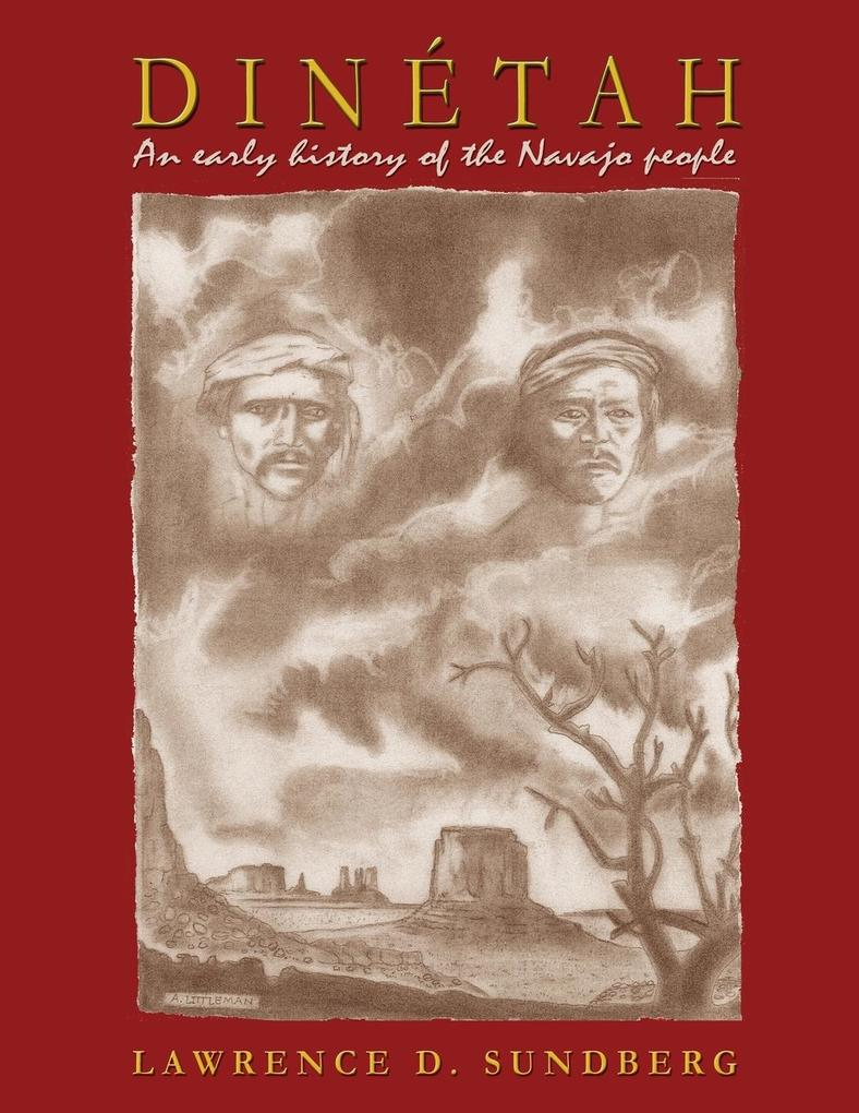 Dinétah, An Early History of the Navajo People als Taschenbuch