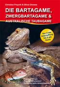 Die Bartagame, Zwergbartagame & Australische Taubagame