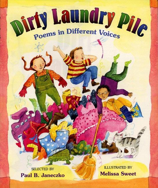 Dirty Laundry Pile als Buch